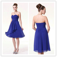 Reference Images Ruffle Sleeveless 50% Off Cheap Purple Simple In Stock 2013 Hot Sale Sweetheart Short A line Under $100 Homecoming Bridesmaids Party Bridesmaid Dresses 2014
