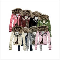 Coats Women Waist_Length Free shipping winter lady short design women's cotton-padded coat outerwear lady warm double layer hoody wadded