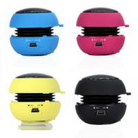 other pocket pc - New arrival Portable pocket Mini Hamburger Speaker for iPhone iPad iPod Laptop PC MP3 Audio Amplifier V507