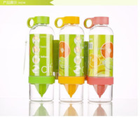 2014 hot sell Citrus Zinger Fruit Infusion Water Bottle, Citr...