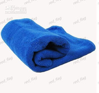 Towel  cloth 30cm x 70cm   LLFA304 Housework clean microfiber multifunctional wipes cloth car wash washcloth 30*70CM