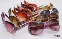 Wholesale New Arrived Fashion sunglasses diamond glasses women sunglasses brand designer