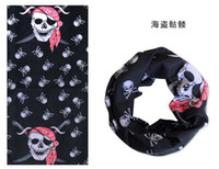 Wholesale Fashion Headscarf Multifunctional scarf Outdoor Headband Magic bandana multifunctional Turban