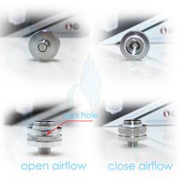 Wholesale aerotank Airflow control valve bottom Base Compatible for Protank Protank aero tank Air Flow electronic cigarette protank atomizers