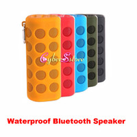 Wholesale New Mini Bluetooth Waterproof Speaker Doss DS Wireless Hands Free For Cellphone Car Sport