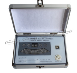 Wholesale 3rd generation Quantum Magnetic Resonance health Analyzer with total reports