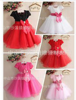 TuTu factory direct clothing - new children s clothing factory direct sequined skirt girls dress princess dress