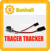 Wholesale 10PCS lost plane Helicopter airplane finder RC Tracker Tracer Hubschrauber Alarm buzzer RC TOOL MG995 ESC
