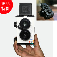 Wholesale Buy one get one genuine adult science diy retro LOMO camera assembly assembled adult film science