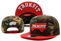 Wholesale Wholesales Snapback hats for men cotton baseball hats camo snapbacks caps hip hop mixted order