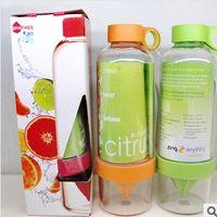 Drop ship 830ml NEW High Quality Lemon Bottle Cup Korea Citr...