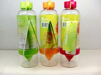 830ml High Quality Lemon Bottle Cup Korea Citrus Zinger Juic...