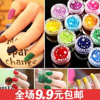 Pinks Nail Polish Gradient 3861 nail polish supplies wholesale velvet jewelry velvet hair Nail Manicure Kit Tools