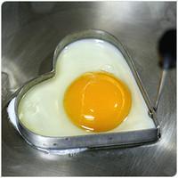 Wholesale Gyokuro heart omelette device heart egg ring egg kitchenware g