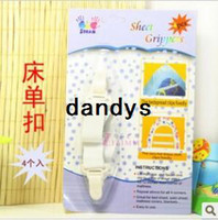 Wholesale set Bedding bedspread bed sheets buckle table cloth fitted device clip slip resistant belt elastic set dandys