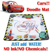 Wholesale Big size Drawing Board X78cm Magic Water Doodle Mat with Magic Pen Water Drawing t Mat Water Doodle Mat dandys
