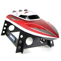 Wholesale DH7009 ch rc speed boat with servo radio control speed boat remote control boat dandys