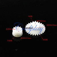 Cars for spare parts for car - set Main Gear Spare Parts for WL mini rc car dandys