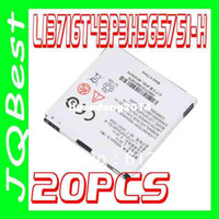 Other metro phone - 20pcs Li3716T43P3h565751 H Li3717T43P3H565751 Battery For ZTE Mobile Phone N860 N WARP N910 ANTHEM G METRO