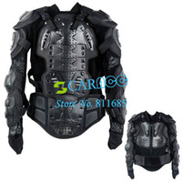 Wholesale Super Quality Motorcycle Full Body Armor Jacket Spine Chest Protection Gear Size M TK0494
