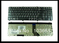 Wholesale original AEUT5U00110 black US keyboard For HP DV7 DV7 DV7 laptop keyboard