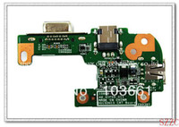 Wholesale 48 IF05 Power Jack Board VGA Panel with USB Connector Socket fit for Dell R N5110 Vostro PFYC8 laptop