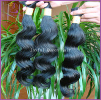 Wholesale Bulk Hair for Braiding Human Hair virign brazilian body Wave Bulk Hair inch Mix Length