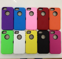 Cheap For Apple iPhone iphone 4 5s 6 back case Best Plastic  iphone 4 5c hybrid case