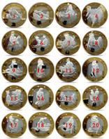 Metal antique bedroom sets - wholesales set sex eruo coins sex souvenir coins