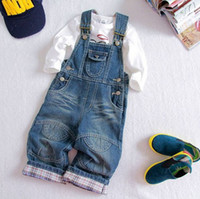 Free Shipping 2014 New Arrival Boy Long Pant Denim Jeans Gir...