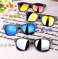 PC Sports Rectangle High quality Fashion Cool Anti-Reflective Unisex glasses Sunglasses Classic Goggles Outdoor sports driving,,men woman sun glasses
