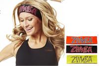 Wholesale women head Accessories yoga headband set