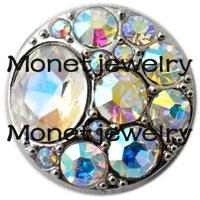 Wholesale D00006 newest design noosa chunks button snaps for noosa bracelet noosa necklaces noosa fashion jewelry