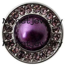 Wholesale D00009 newest design noosa chunks button snaps for noosa bracelet
