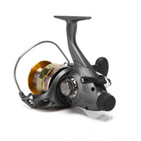Saltwater Yes Spinning Reel Free Shipping Skysper ® Spinning Fishing Reel for Carp Improved System for Anti-reverse and Reducing Friction Grey (6000)
