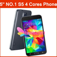 Perfect 1: 1 5Inch S5 I9600 S7 Android 4. 2 3G Phone MTK6582 A...