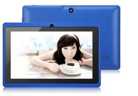 tablet android mid - cheapest dual core tablet pc mid q88 HDMI dual camera action atm7021 cortex a9 ghz MB RAM GB ROM android
