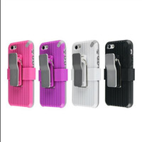 Rubberized Tough Heavy Duty Case Cover with Detachable Belt ...