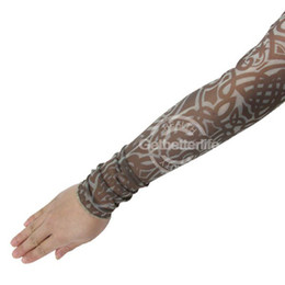 Wholesale EMS freeship pairs Professional tattoo sleeves for arms or legs body art products WS D128 Tattoo accessory for complete tattoo kits