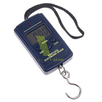 Kitchen Scale 1g-5000g  SF Free DHL 20g-40Kg Digital Hanging Lage Fishing Electronic Weight Scale