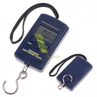 Kitchen Scale 1g-5000g  SF Free DHL 240pcs 20g-40Kg Digital Hanging Lage Fishing Electronic Weight Scale