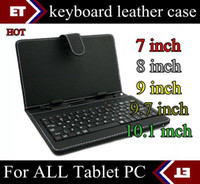 best case keyboard - SGpost best price general Leather keyboard Case for tablet pc MID A20 A13 A23 Q88 TB8