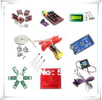 Cheap Free shipping!! Hot saling 3d printer kit reprap ramps kit reprap Mega 2560 R3+ Ramps 1.4+ SD Ramps LCD2004 Etc 3D full Kit