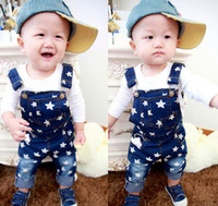 Baby Suspender Jumpsuit Boy Overalls Children Casual Pants K...