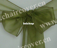 angle chair - sale moss Manufacturer retail quot x108 quot angled cheap organza chair sashes bow sashes wedding dress sash