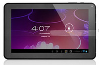 Wholesale 9 quot Allwinner A23 Dual core Android Tablet PC Dual camera MB ram GB rom colorful