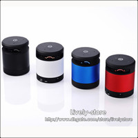 DHL 70PCS KB- 16 Bluetooth Speaker Mini Wireless Speakers ISS...