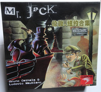 Wholesale Table Games Mr Jack the Ripper Jack in New York Jack in one big package collection