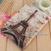 1pc Scenic PU Leather Tablet Case for iPad 5 iPad Air Free s...