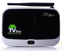 Quad Core Included 1080P (Full-HD) CS918S Andriod 4.2 Smart TV Box Quad Core 2GB RAM 16GB ROM Built in 5.0MP Camera XBMC Bluetooth 3G 4K WIFI Android TV Box CS918S